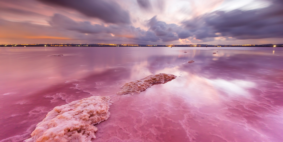 salt lakes in spain